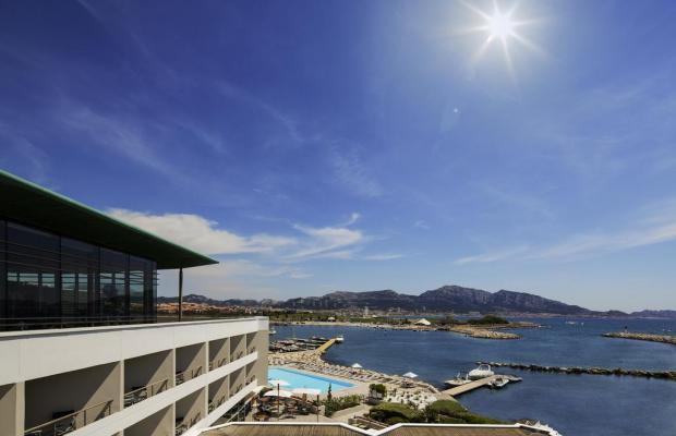 фотографии отеля Pullman Marseille Palm Beach изображение №11