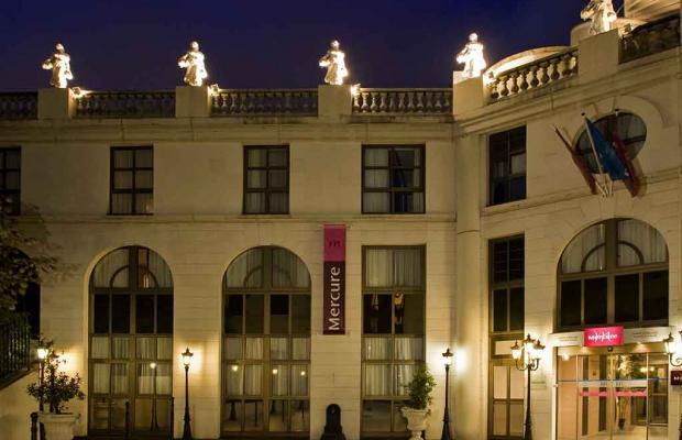 фото отеля Mercure Paris Gobelins Place d'Italie изображение №25