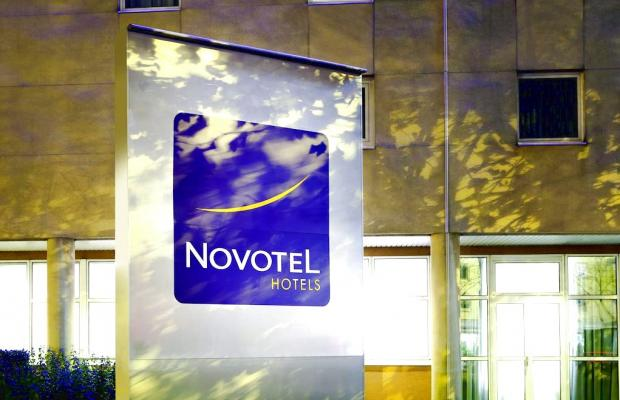 фото отеля Novotel Nantes Centre Bord de Loire изображение №9