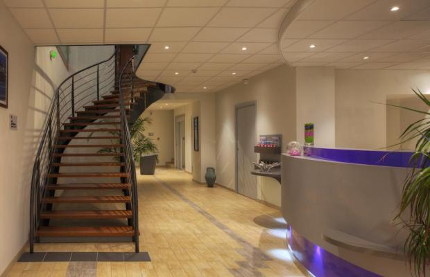 фото Hotel Kyriad Plage Saint-Malo  изображение №10
