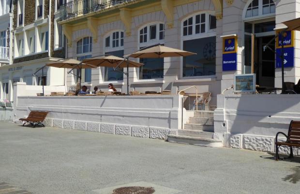 фото Hotel Kyriad Plage Saint-Malo  изображение №2