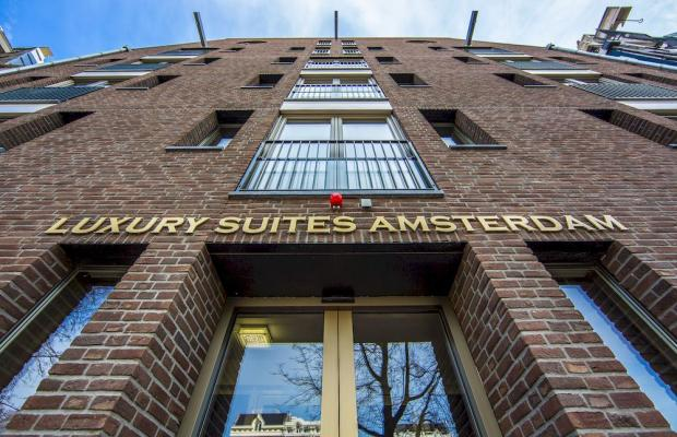 фото отеля Luxury Suites Amsterdam изображение №1