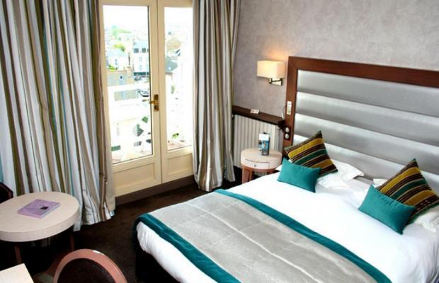 фотографии отеля Le Grand Des Thermes изображение №19