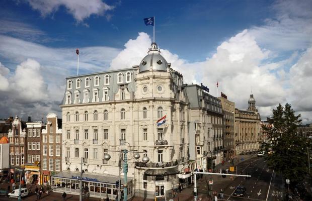 фото отеля Park Plaza Victoria Amsterdam изображение №1