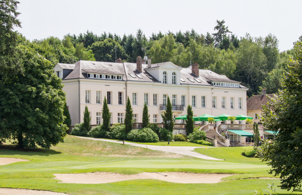фотографии Domaine Et Golf De Vaugouard изображение №8