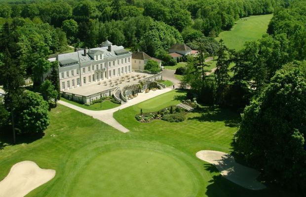 фотографии отеля Domaine Et Golf De Vaugouard изображение №3