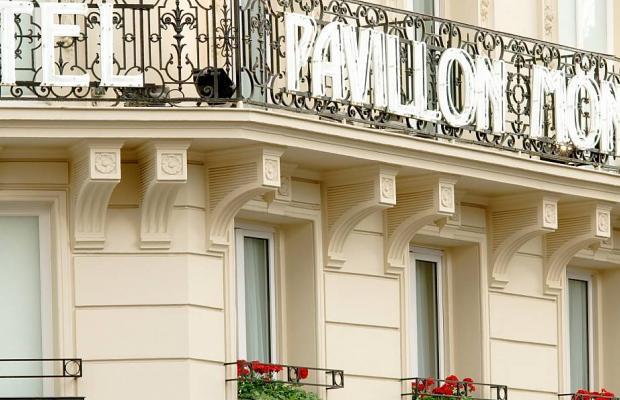 фотографии отеля Pavillon Monceau изображение №47