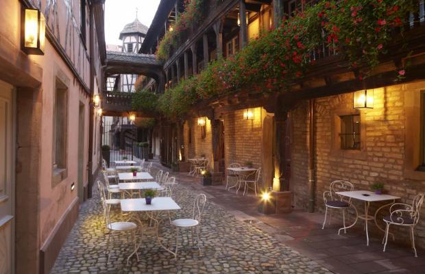 фотографии отеля Cour du Corbeau Strasbourg MGallery by Sofitel изображение №35