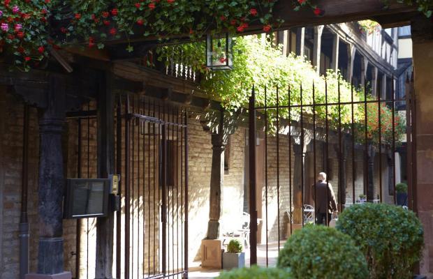фото Cour du Corbeau Strasbourg MGallery by Sofitel изображение №34