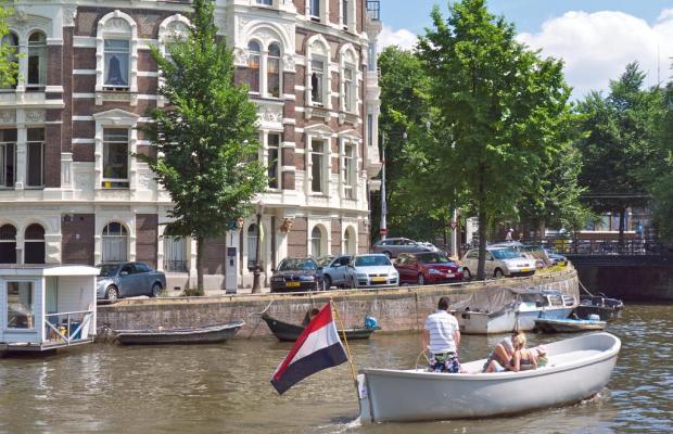 фотографии отеля Quentin Amsterdam изображение №3