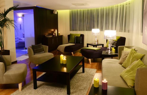 фото отеля Radisson Blu Hotel Biarritz (ex. Royal Crown Plaza) изображение №29