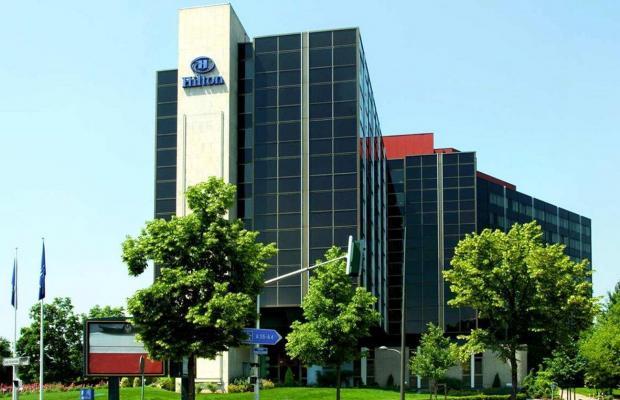 фото отеля Hilton Strasbourg изображение №1