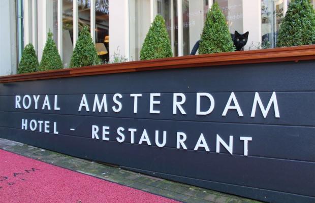 фотографии отеля Royal Amsterdam Hotel изображение №3