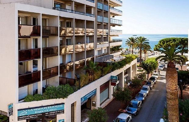 фото отеля Maison Blanche Residence Hotel (ex. Beach Mediterranee) изображение №1