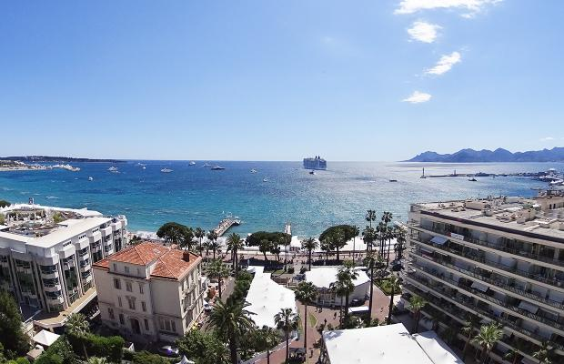 фотографии Le Grand Hotel Cannes изображение №4