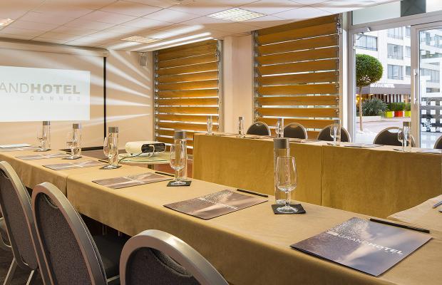 фотографии отеля Le Grand Hotel Cannes изображение №3