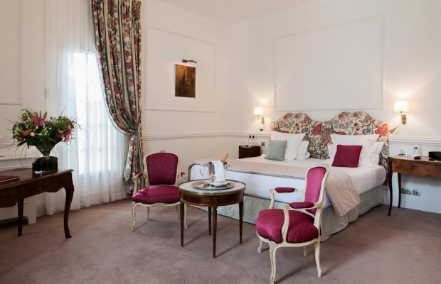 фотографии отеля Chateau des Vigiers (ех. Petit Versailles) изображение №27