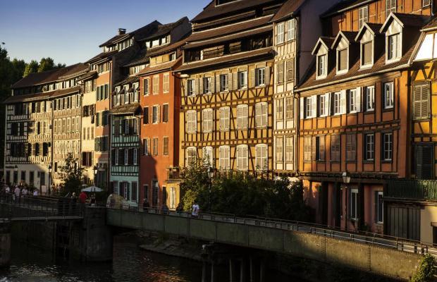 фото отеля Mercure Strasbourg Centre Gare изображение №17