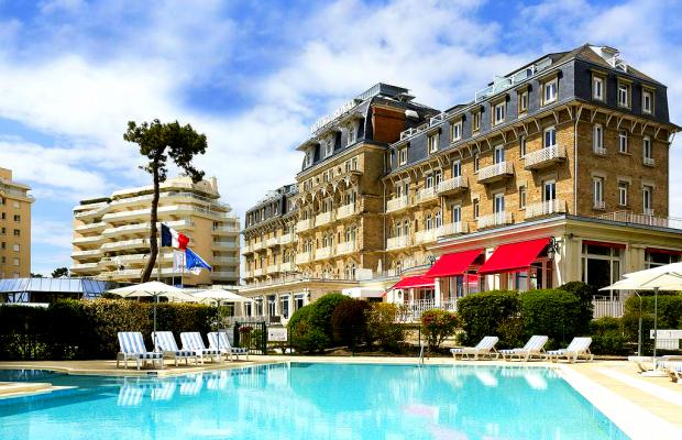 фото отеля Hotel Barriere Le Royal изображение №1