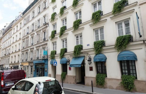 фото отеля Les Trois Poussins изображение №1