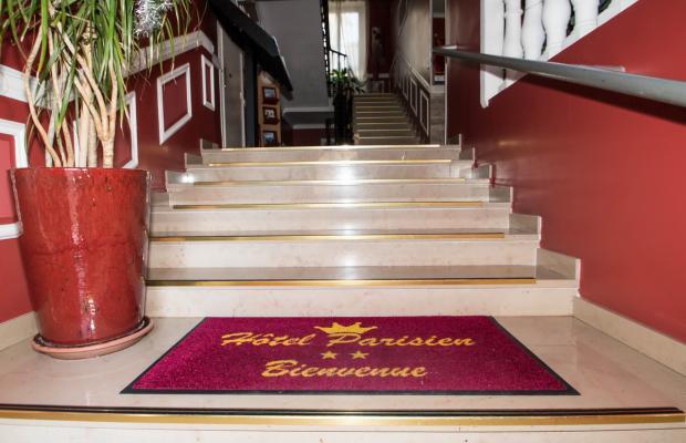 фотографии отеля Hotel Parisien изображение №19