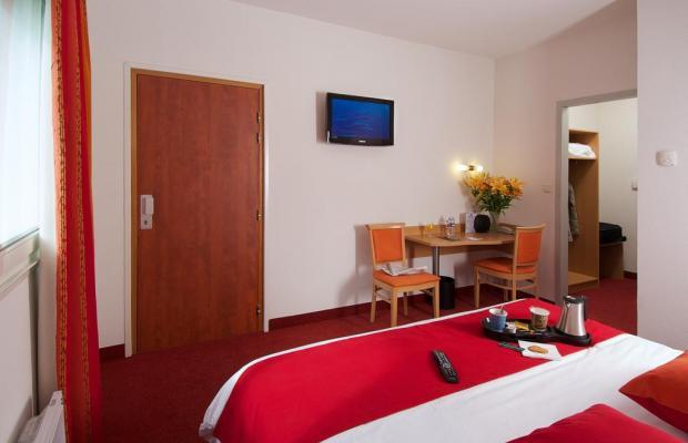 фотографии отеля Hotel Kyriad Quimper - Pont-l'Abbe (ex. Inter-Hotel Taledenn) изображение №7