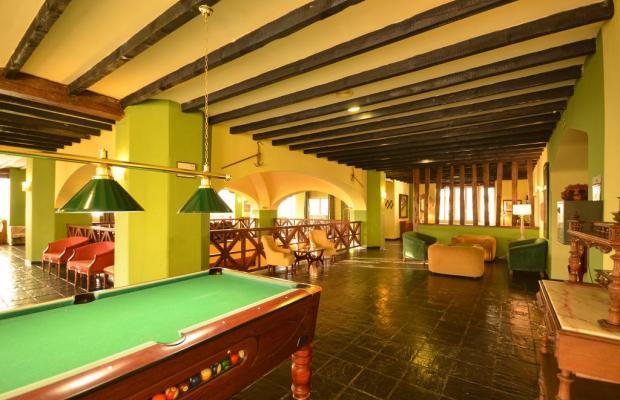 фотографии отеля Hotel GHM Monachil изображение №23