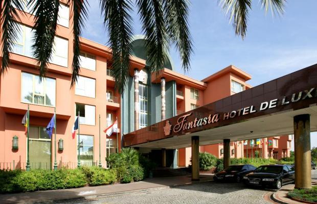 фото Fantasia Hotel de Luxe (ex. Ceylan Inter-Continental Resort) изображение №6