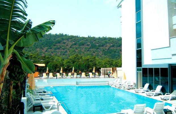 фотографии отеля Infinity Hotel изображение №7