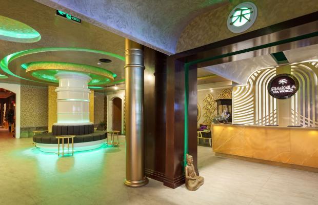 фотографии отеля Avantgarde Hotel & Resort (ex. Vogue Hotel Kemer, Vogue Hotel Avantgarde) изображение №23