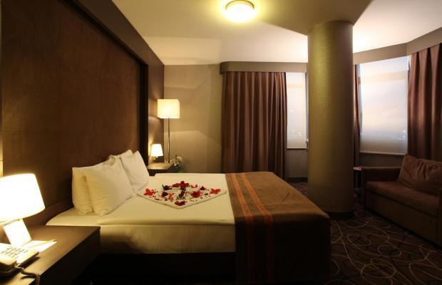 фотографии отеля Kervansaray Bursa City Hotel изображение №31