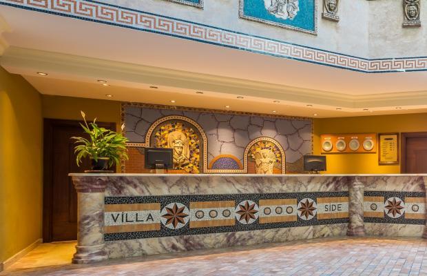 фото отеля Hotel Villa Side изображение №45