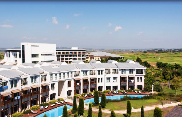 фото  Lykia World & Links Golf Antalya (ex. Club Med Belek) изображение №2