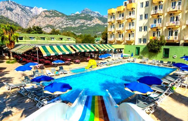 фото отеля Larissa Hotel Beldibi изображение №1