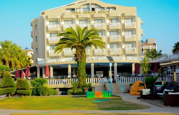 фото Orka Nergis Beach (ex. Noa Hotels Club Nergis Beach) изображение №18