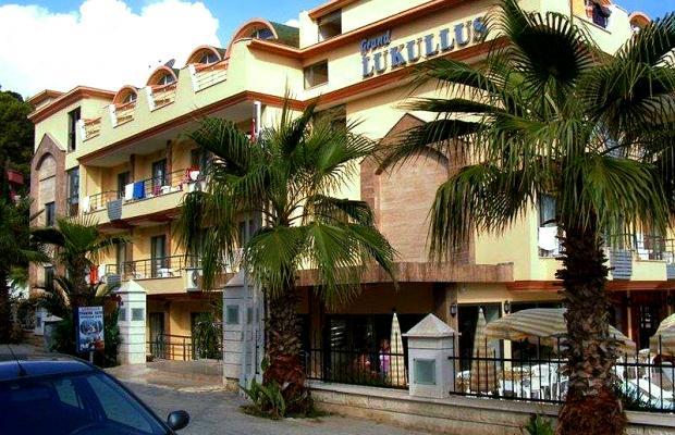 фотографии отеля Grand Lukullus Hotel изображение №3