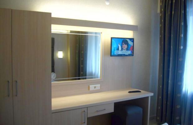 фотографии отеля Ozcan Beach Hotel изображение №7