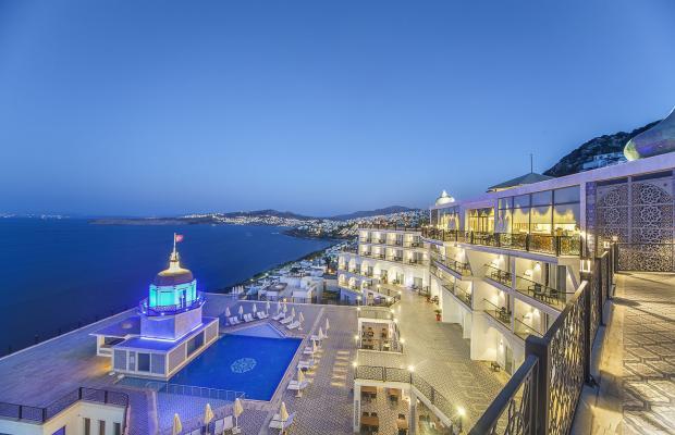 фотографии отеля Blu Ciragan Bodrum Halal Resort & Spa (ex.The Blue Bosphorus) изображение №51