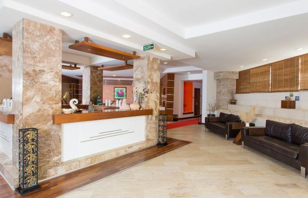фотографии отеля Isis Hotel & Spa изображение №11