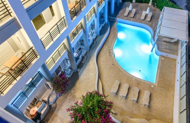 фотографии отеля Alia Club Beach Apt Hotel изображение №11