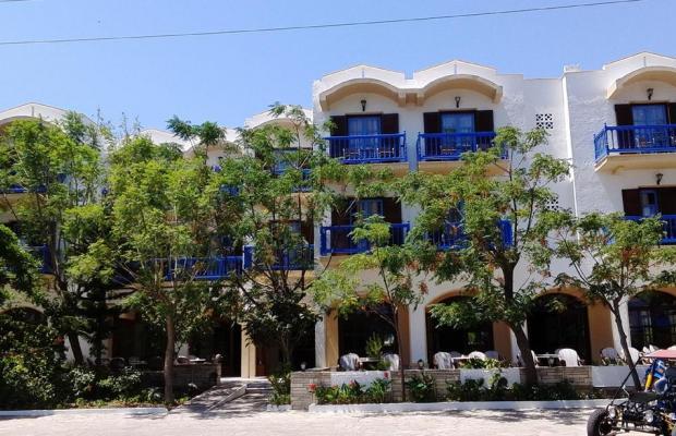 фотографии отеля Theodorou Beach Hotel изображение №11