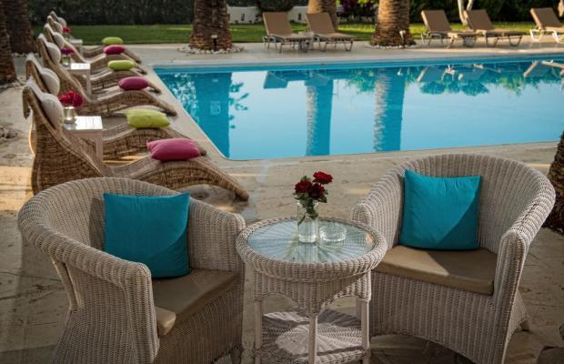 фото отеля Drossia Palms Hotel Studios  изображение №1
