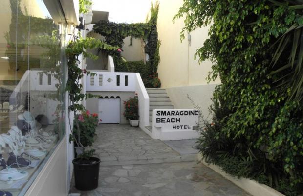фотографии отеля Smaragdine Beach изображение №11