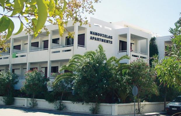 фото отеля Mamouzelos изображение №1