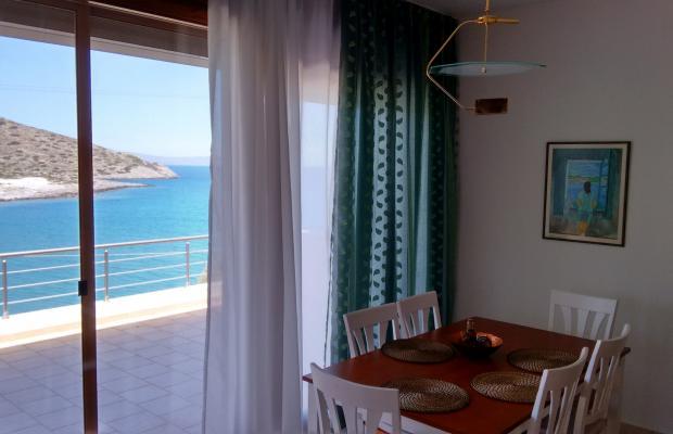 фотографии отеля Tholos Bay Suites изображение №15