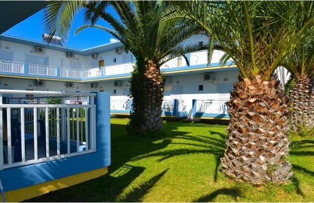 фотографии отеля Possidona Beach изображение №31