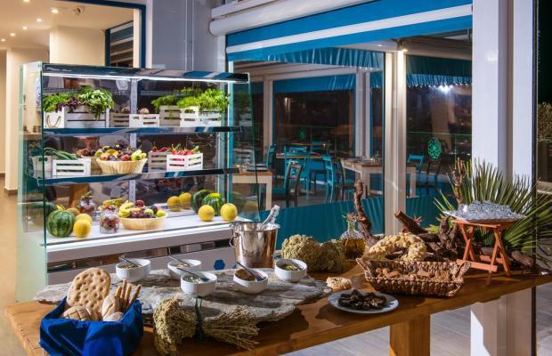 фотографии отеля Infinity Blue Boutique Hotel (ex. Smartline Infinity Blue) изображение №19