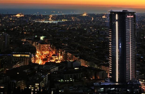 фото Istanbul Marriott Hotel Sisli изображение №42