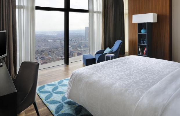 фотографии Istanbul Marriott Hotel Sisli изображение №24