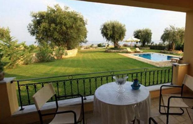 фотографии отеля Beachfront Barbati Villa 2 изображение №3